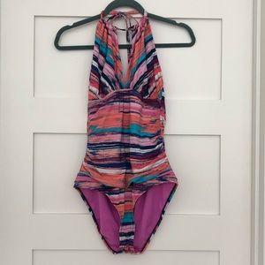 Liz Claiborne bathing suit sz 14
